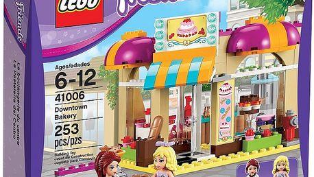 Stavebnice LEGO Friends 41006 Pekárna v centru