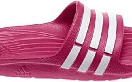 adidas DURAMO SLIDE K růžová EUR 35