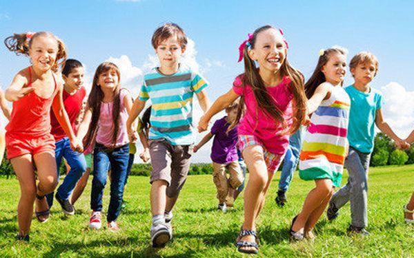 14denní letní dětský tábor s Pastelkou v Českém ráji