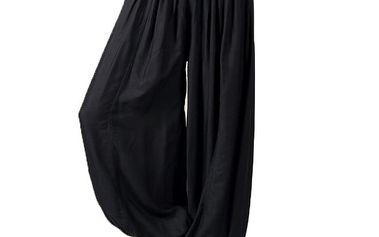 Dámské černé harémové kalhoty Aller Simplement