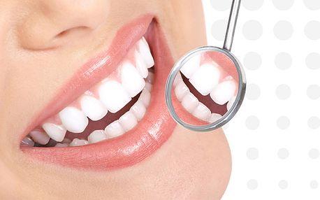 Kvalitní bělení zubů laserem z USA Praha 1