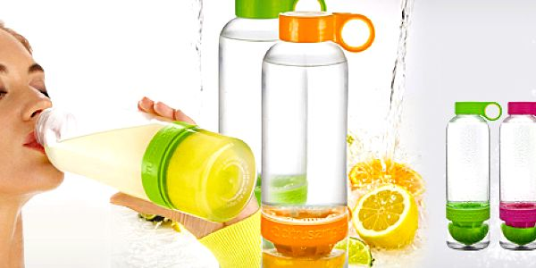 Láhev CitrusZinger na výrobu citronád: skvělé pro letní osvěžení!