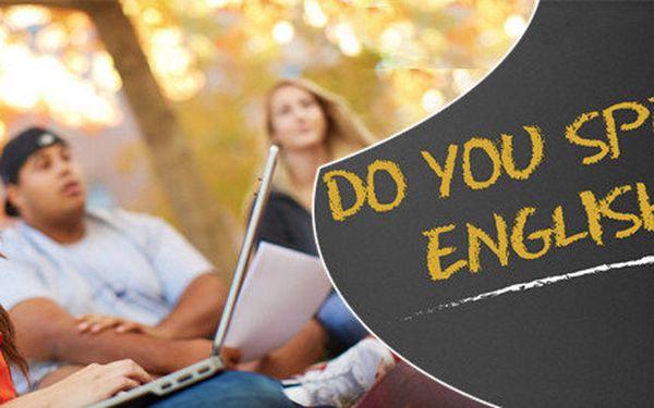 Letní intenzivní kurz angličtiny