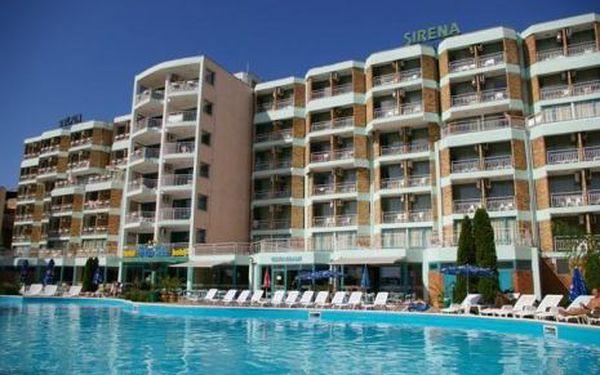 Bulharsko, oblast Slunečné Pobřeží, snídaně, ubytování v 3* hotelu na 12 dní