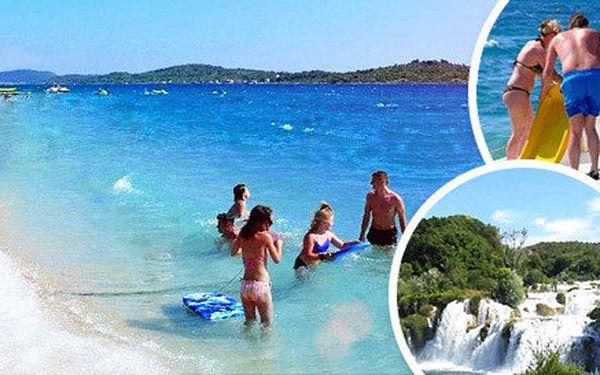 8denní relax v Chorvatsku
