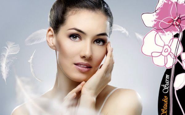 3x letní kosmetika za 649 Kč v oblíbeném studiu Šarm!