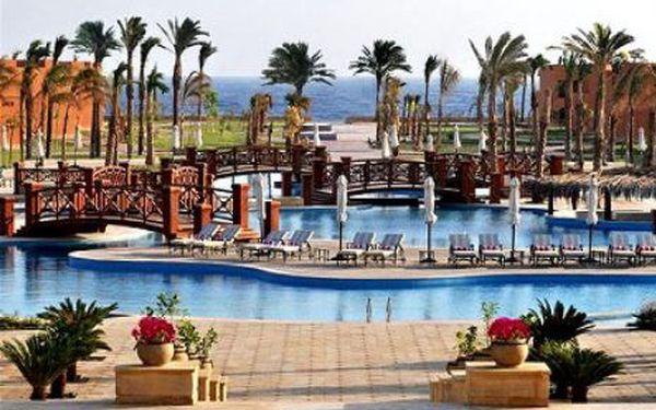 Egypt, oblast Marsa Alam, all Inclusive, ubytování v 5* hotelu na 8 dní