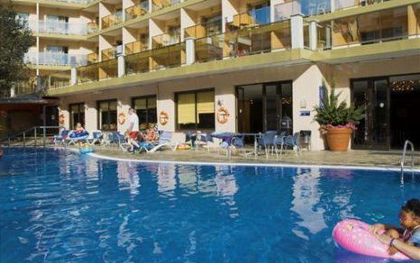 Španělsko, oblast Costa del Maresme, all Inclusive, ubytování v 3* hotelu na 12 dní