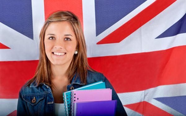 Angličtina pro začátečníky s českým lektorem, 1x2 hodiny týdně
