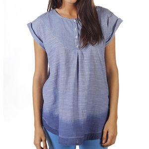 Dámské modré tričko Ada Gatti