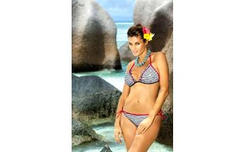 Dámské plavky Marko M-189 Patty s velmi ženským střihem (172c)