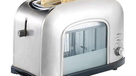S topinkovačem Ceramic Blade NC 3613 proměníte obyčejné opékání v koukáni na televizi