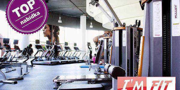 Členství v exkluzivním fitness a wellness