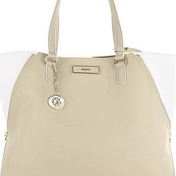 Dámská luxusní kožená kabelka DKNY