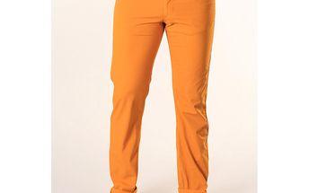 Pánské hořčicové kalhoty SixValves