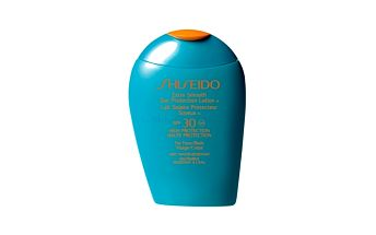 Shiseido Extra Smooth Sun Protection Lotion SPF30 100ml Kosmetika na opalování W