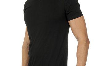 Set dvou pánských černých triček Ralph Lauren