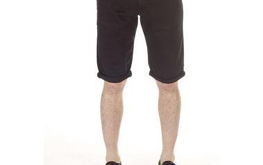 Pánské černé šortky SixValves