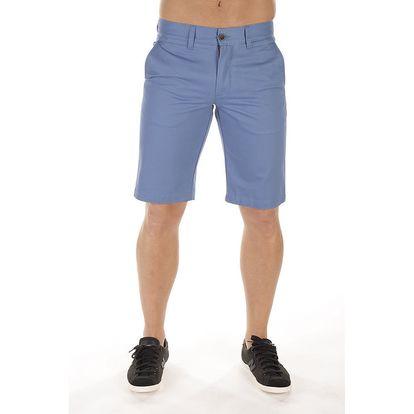 Pánské blankytně modré šortky Bendorff