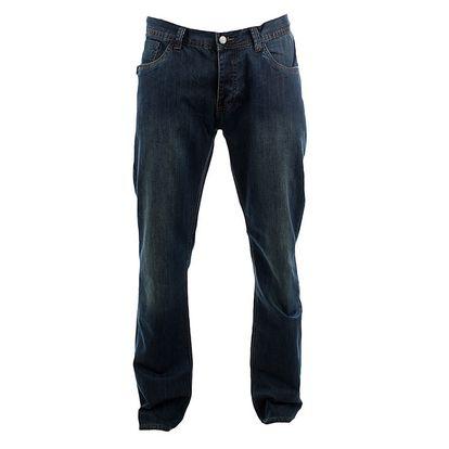 Pánské tmavě modré džíny Authority