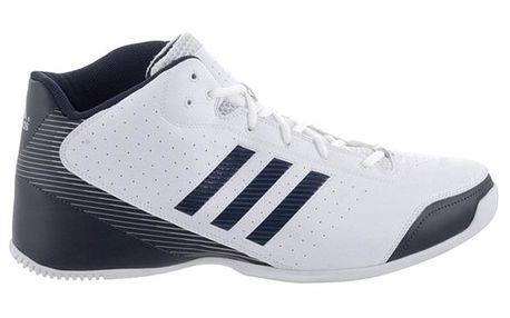 Pánské černo-bílé boty Adidas