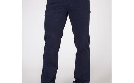 Pánské tmavě modré kalhoty Bendorff