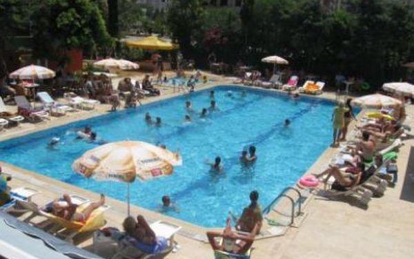 Turecko, oblast Alanya, all Inclusive, ubytování v 3* hotelu na 8 dní