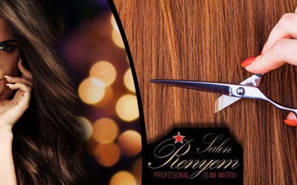 Dámský profesionální střih, všech délek vlasů včetně diagnostiky, mytí, foukané a závěrečným stylingem