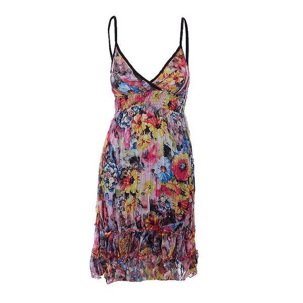 Dámské květinové šaty Dislay DY Design