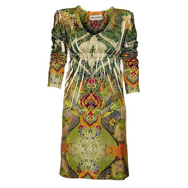 Pestrobarevné šaty Bleifrei