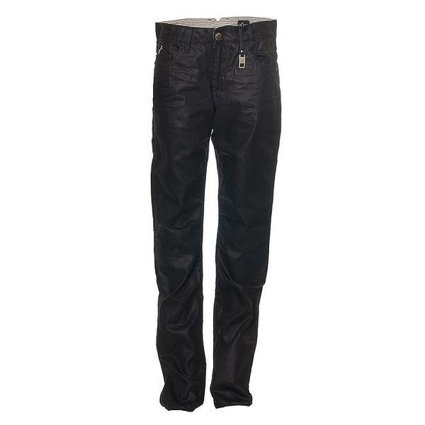 Elegantní pánské tmavě modré džíny Energie