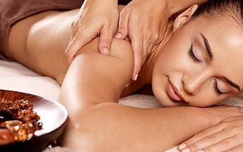 45 minutová masáž dle Vašeho výběru za fantastických 249 Kč!