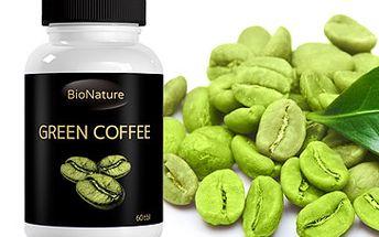 GREEN COFFEE (60 tablet) za skvělých 199Kč! Světová novinka v hubnutí!