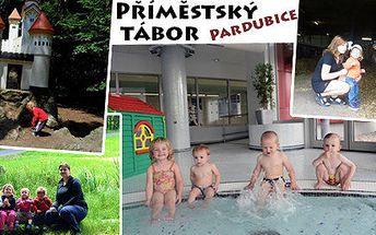 Příměstský tábor pro vaše nejmenší (pro děti od 3 do 5 let)