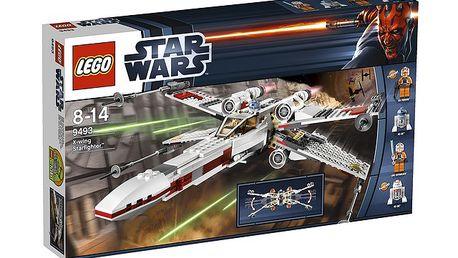 Stavebnice Hvězdná stíhačka X-wing LEGO STAR WARS 9493
