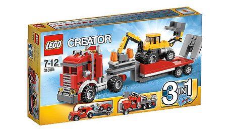 Stavebnice Přeprava strojů LEGO CREATOR 31005