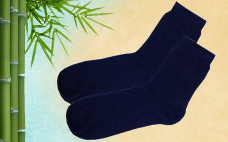 10 párů bambusových ponožek za 139 Kč! Nejlepší cena!