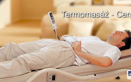 Ceragem™ je termomasážní lehátko, kombinující masáž a tlakovou masáž s infračerveným teplem. Je určené pro celkovou regeneraci a detoxikaci organizmu a stává se také neuvěřitelně skvělým a příjemným pomocníkem při psychickém vypětí a stresech.