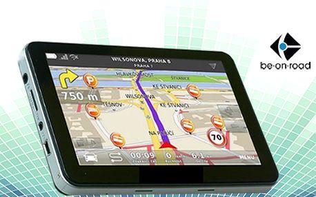 Gps navigace be-on-road 3.9 za 1490 kč!