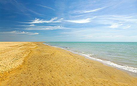 Celý den na písečné pláži v italském Bibione za 1290 Kč!