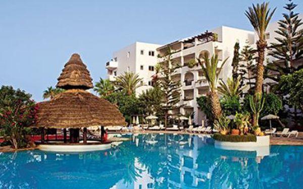 Maroko, oblast Agadir, all Inclusive, ubytování v 4* hotelu na 9 dní