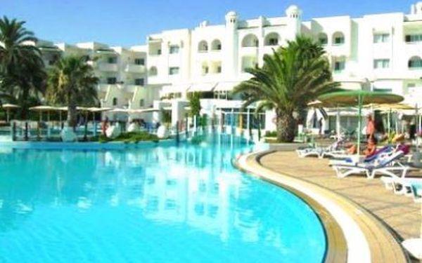 Tunisko, oblast Monastir, all Inclusive, ubytování v 4* hotelu na 8 dní