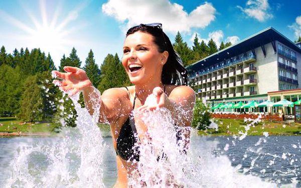 3 dny dovolené na Vysočině a letní koupačka u hotelu Medlov. Osvěžení v rybníce u hotelu Medlov*** a 2 noci pro 1 osobu v srdci Českomoravské vrchoviny. Léto výhodně a kvalitně – dovča, kterou si zasloužíte!