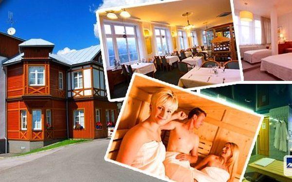 Špindlerův Mlýn - nabitý letní balíček na 5 nebo 8 dní pro 2 osoby ve 4*Hotelu Sněžka s polopenzí. Tradiční grilování na slunné terase, finská sauna, vířivka a adrenalinové přemostění přes horskou přehradu nebo jízda na bobové dráze!