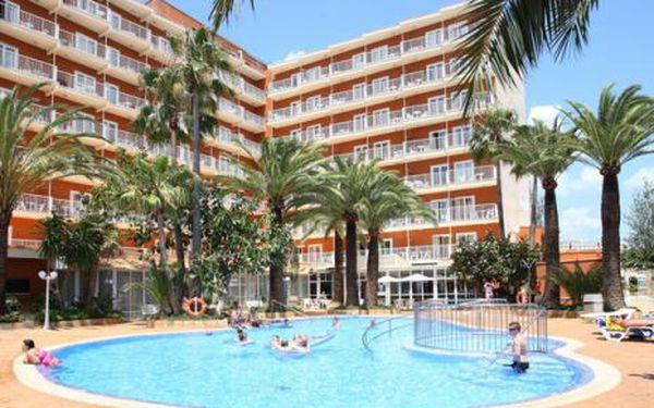 Španělsko, oblast Mallorca, polopenze, ubytování v 3* hotelu na 8 dní