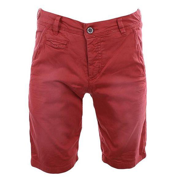 Pánské červené kraťasy Fuga