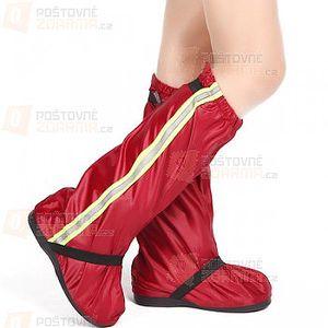 Voděodolné návleky na boty - 4 velikosti, 3 barvy a poštovné ZDARMA! - 17910743