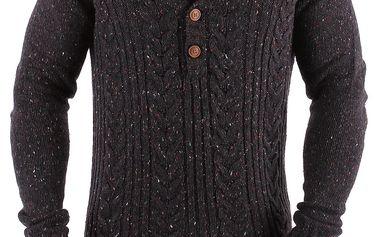 Pánský pletený svetr 98-86