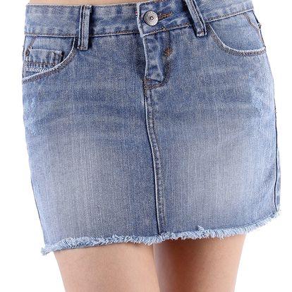 Dámská jeansová sukně Rock Angel