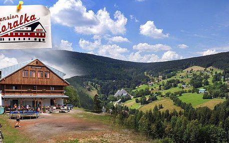 Užijte si léto ve Špindlerově Mlýně!